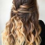 Half Up Half Down Prom Hairstyles Youll fall in love with ★ See ... - Prom Fri...