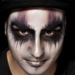 Halloween Make up Ideen - Das Gesicht für Halloween völlig verändern