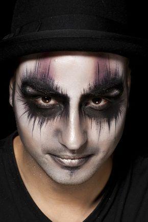 Halloween Make up Ideen – Das Gesicht für Halloween völlig verändern