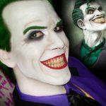 Halloween Make-up für Männer - unheimliche Ideen für ihn