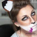 Halloween Transformation: niedliche Fuchs Make-up Ideen  -  #Fuchs #Halloween #I...