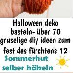 Halloween deko basteln- über 70 gruselige diy ideen zum fest des fürchtens 12