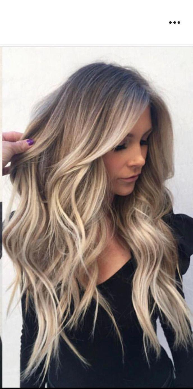 Hellbraun Hellbraune Haarfarbe