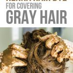 Henna Hair Dye for Covering Gray Hair