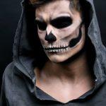 Herren Halloween Make-up