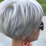 Hochmodische Kurzhaarfrisur für Frauen, die 2019 inspiriert – blond Hair