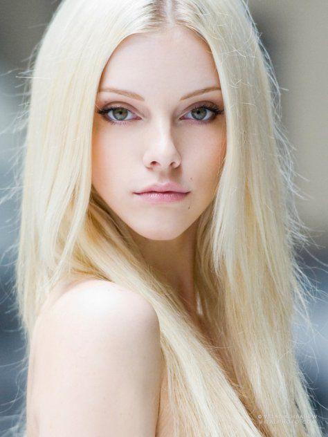 Hottest Platinum Blonde Hair Shades Ideas