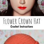 Hottest Snap Shots Crochet Flowers crown Style If you realise the way to crochet...