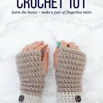 How To Crochet For Absolute Beginners Video Course + Giveaway
