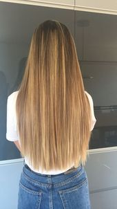 How To Get Naturally Straight Hair : Hair Straightener Beauty #hair #love #sty…