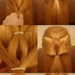 How To Make Inverted Ponytail Hairstyle DIY Instructions iCreativeIdeas ...