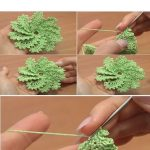 How to Crochet Spiral Flowers - 10 Petal - Design Peak
