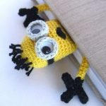 How to Crochet a Basic Doll #minioncrochetpatterns Amigurumi Minion Bookmark cro...