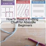 How to Read a Knitting Chart for Absolute Beginners,  #Absolute #Beginners #Chart #knitting #...