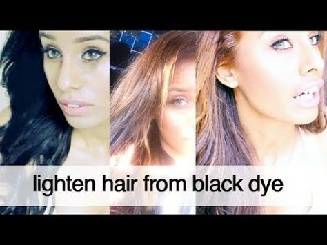 How to lighten dyed hair naturally, that's too …-ad_1]  Gewusst wie: gefärbte…