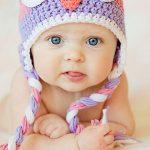 Hut, häkeln rosa Hut, schläfrig Hut, Neugeborenen Eule Mütze, Kleinkind-Hut, Neugeborenen Foto Prop, Babymütze Eule, Eule Häkelmütze, rosa Eule