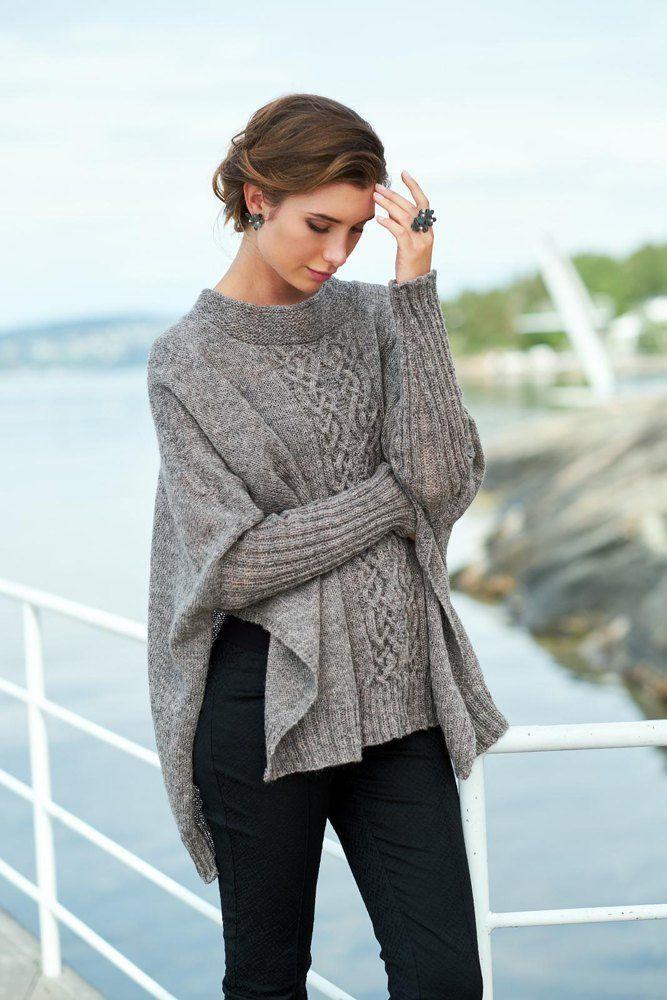 Iglu Knitting pattern by Linda Marveng
