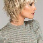 Image result for Short Shag Frisuren für Frauen über 50 Rücken