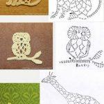 Incredibly Incredibly Card: Flat animals,  #animals #daintyjewelry #diyjewelry #...
