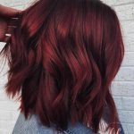 "Introducing the new drink-inspired hair-color trend, ""mulled wine hair."" Check o..."