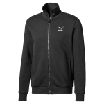 Iridescent Pack Knitted Men's Jacket | Cotton Black-Iridescent | PUMA Christmas and New Year Glam | PUMA United Kingdom