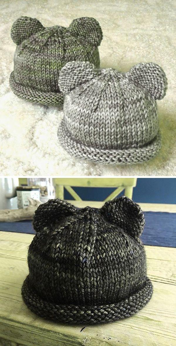 Itty Bitty Bear Cubs – Free Pattern