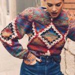 "K N I T on Instagram: ""Another piece of perfection c/o @vanessabruno #knit #knitwear #knitting #knitspo #knittersofinstagram #knittingaddict"""