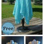 Kanata Kerchief Tank Top Free Crochet Pattern