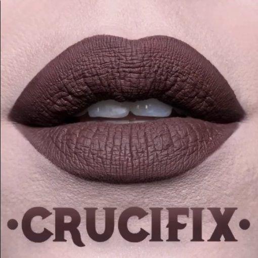 Kat Von D Liquid Lipstick in Crucifix