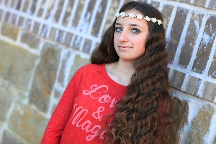Keine Hitze Bandana Curls   Süße Mädchen Frisuren   – Cute Girls Hairstyles {…