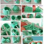 Keychain Amigurumi Heart / Tutorial | Crochet everything Free pattern and Tutorials  #amiguru...
