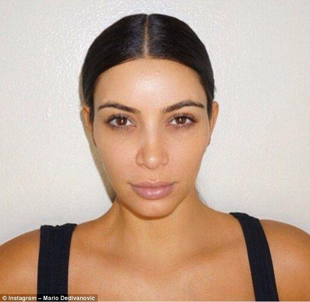 Kim Kardashian reveals her top beauty secrets