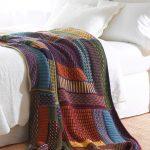 Knit Kit - Slip Stitch Lapghan