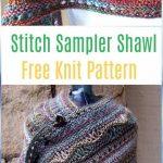Knit Wrap Shawl Patterns and Tutorials
