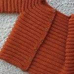 Knit baby cardigan - merino knit baby cardigan - handknit sweater - handmade new...