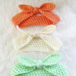 Knot Me Up Stirnband, kostenlose Häkelanleitung - #Crochet #Free #headband #knot #Patt ...