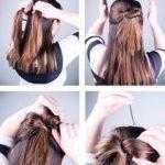 Können Sie nicht die richtige Frisur für Ihren Haartyp und Ihre Haarlänge finden? Müde von regul