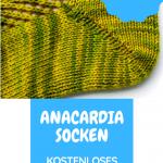 Kostenloses Strickmuster für Socken: Summer Sneakers No.2