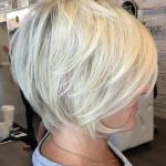 Kurze Frisuren für Frauen über 50 - Einfach und edel - Madame Friisuren