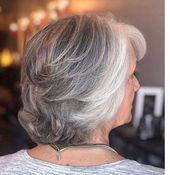 Kurze Frisuren über 50 ältere Frauen # Mittellange Frisuren für Frauen über …