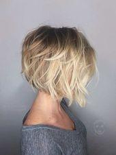 Kurze Haarschnitte für Frauen – Einige Ideen, um Ihr Haar neu zu erfinden,  #Einige #erfinden…