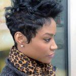 Kurze schwarze Frisuren 2016  #frisuren #kurze #schwarze