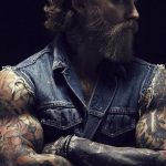 LION COIN CHAIN BRACELET- Josh Mario John with DEARSAINTS for SEVEN50