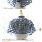 Lace Mystical Cape Free Crochet Pattern