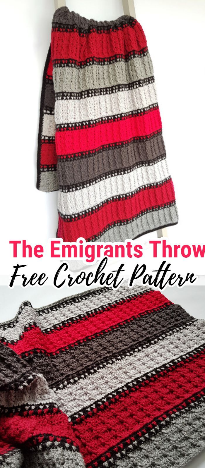 Latest And Cozy Free Crochet Blanket Patterns • DIY Home Decor