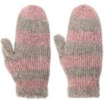 Lierys Alpaca Stripes Super Soft Fäustlinge Fausthandschuhe Damenhandschuhe Strickhandschuhe LierysL