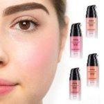 Liquid Blusher Natural-looking Lightweight Blush Make Up Glides Easily Color Lip...