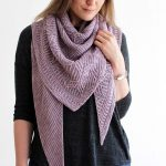 Lisa Hannes Traces in the Sand Shawl Kit