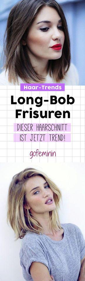 Long-Bob Frisuren: Wir zeigen euch die Trendfrisur & verraten, wem sie steht!