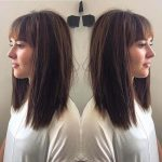 Long Bob is one of the top hairstyles for the upcoming fall / winter season: so ...